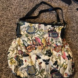 Handed down purse